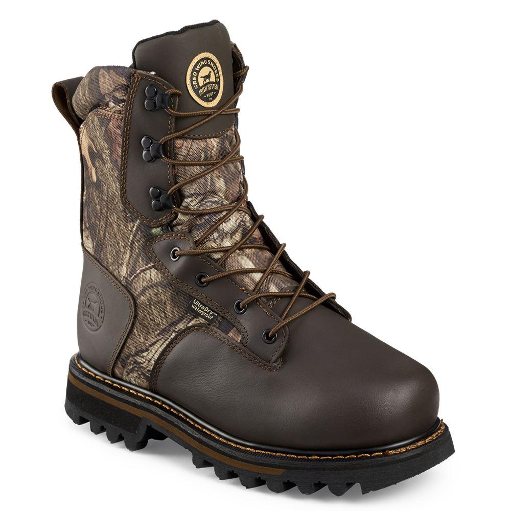 "Irish Setter 10"" Gunflint II Men's Multi Boot 8.5 E2"