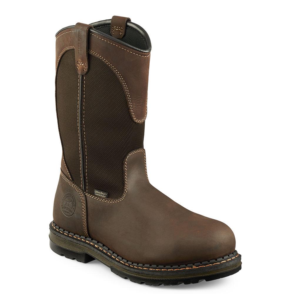 "Irish Setter 11"" Ramsey Men's Brown Boot 11 D"