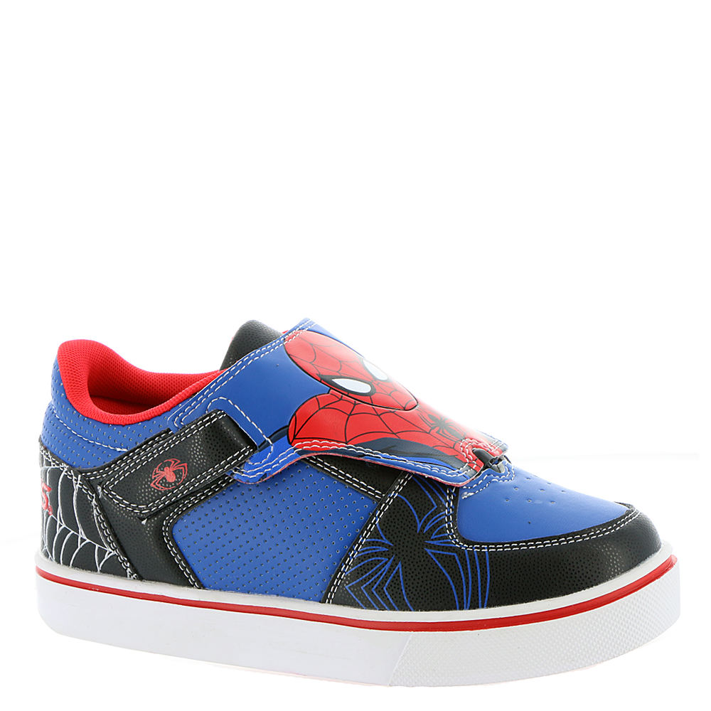 Heelys Twister Spiderman Boys' Toddler-Youth Blue Skate 2 Youth M 822133BLU020M