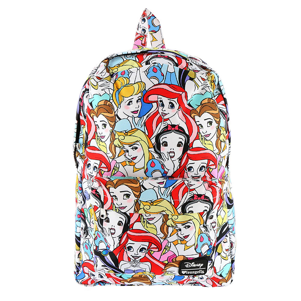 Loungefly Disney Princess Backpack Multi Bags No Size