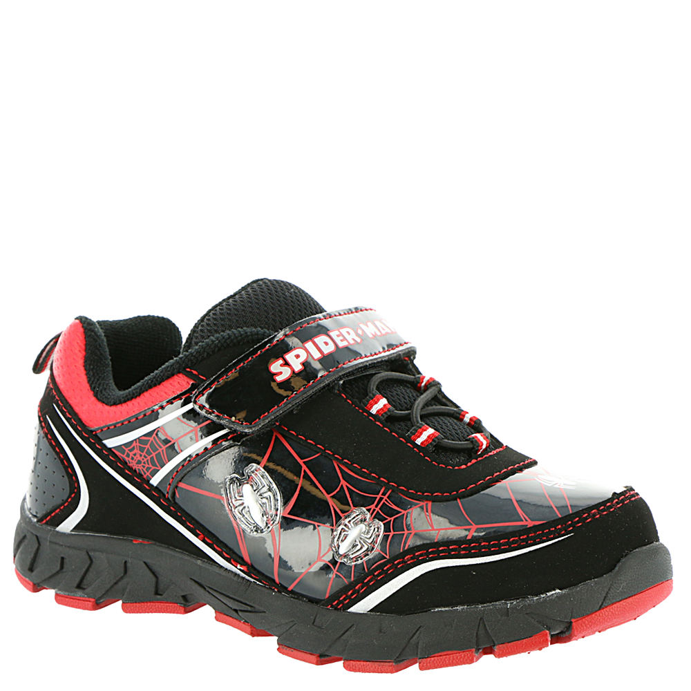 Marvel Spider-Man Athletic SPF319 Boys' Toddler Black Sneaker 7 Toddler M 822291BLK070M