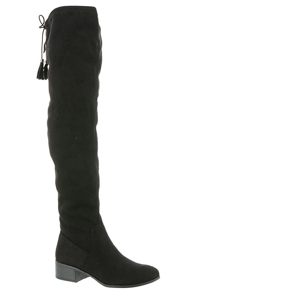 Steve Madden Prissley Women's Black Boot 6 M