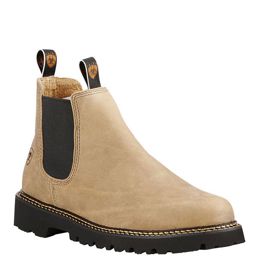 Ariat Spot Hog Men's Tan Boot 13 D