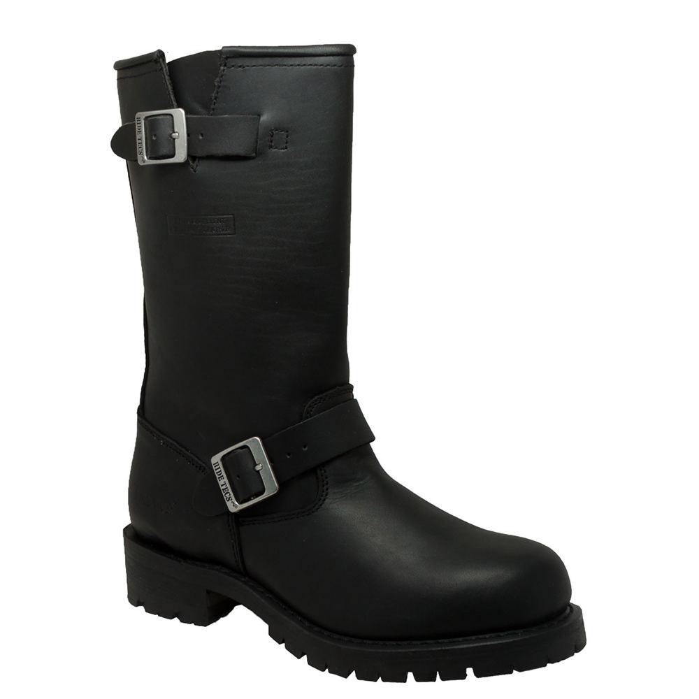 "Ride Tecs 13"" Engineer  Men's Black Boot 10.5 W"