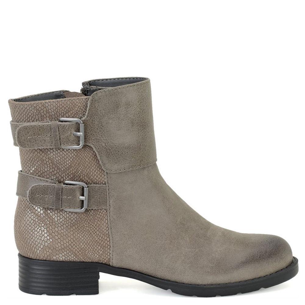 Comfortiva Vardel Women's Grey Boot 10 W 532750GRY100W