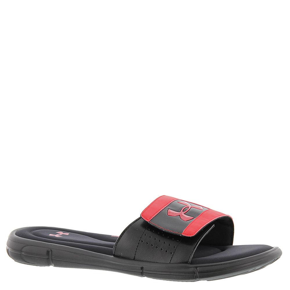Under Armour Ignite V SL Men's Black Sandal 14 M 671707BLK140M