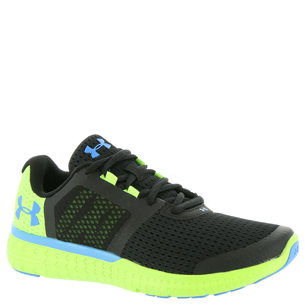 Under Armour BGS Micro G Fuel RN Boys' Youth Black Running 7 Youth M 824012BLK070M