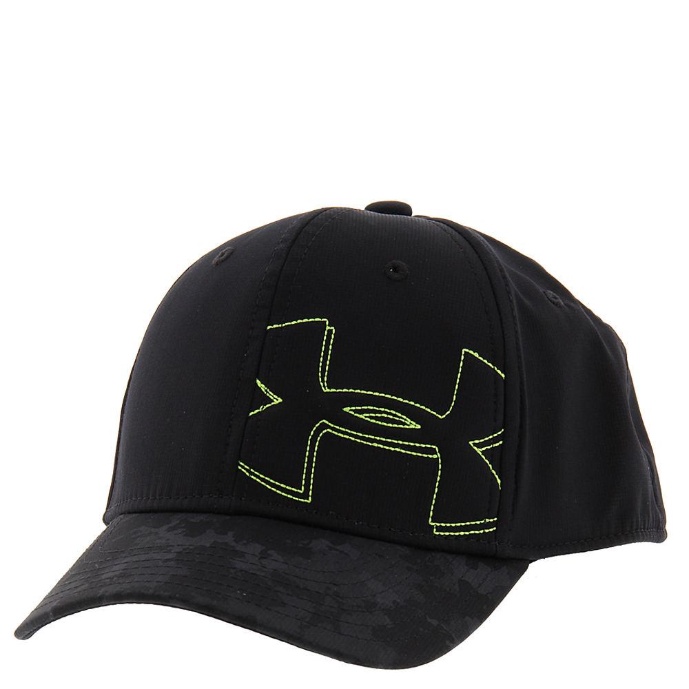 Under Armour Boys' Billboard Cap 2.0 Black Hats XS/S 822496BLKXSS