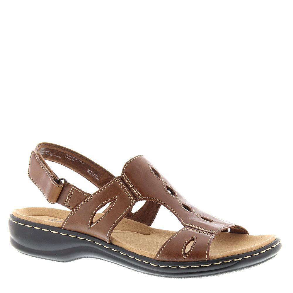 Clarks Leisa Lakelyn Women's Tan Sandal 6 W
