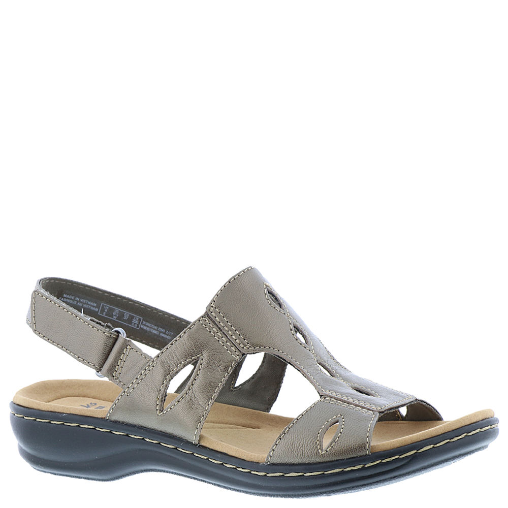 Clarks Leisa Lakelyn Women's Pewter Sandal 8 N