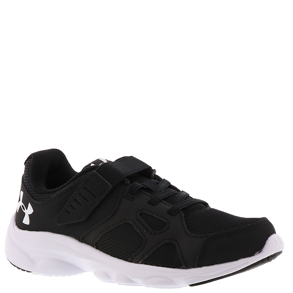 Under Armour BPS Pace RN AC Boys' Toddler-Youth Black Run...