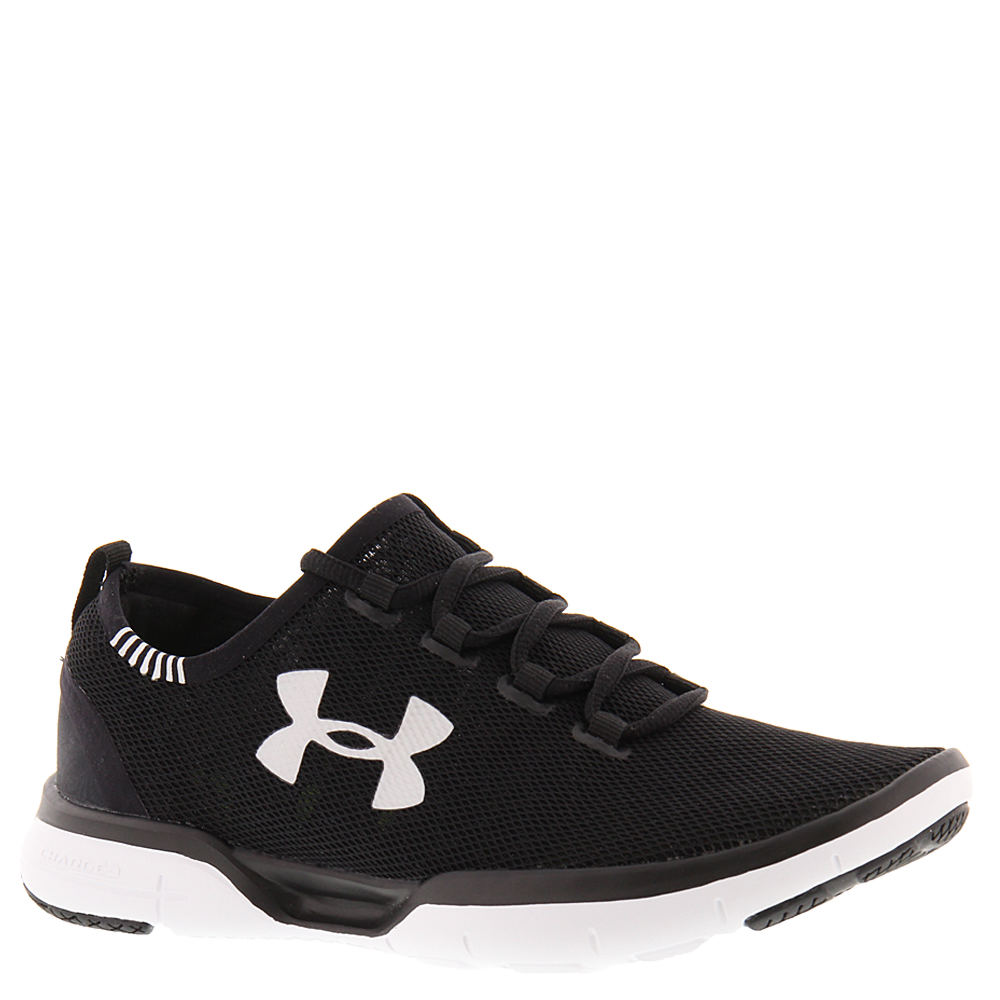Under Armour BGS Charged Coolswitch RN Boys' Youth Black Running 5 Youth M 822525BLK050M