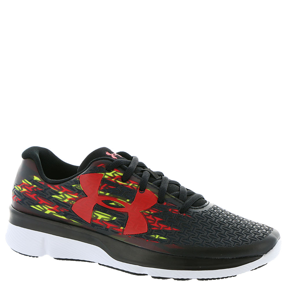 Under Armour BGS Clutchfit Rebelspeed GR Boys' Youth Black Running 6 Youth M 822526BLK060M