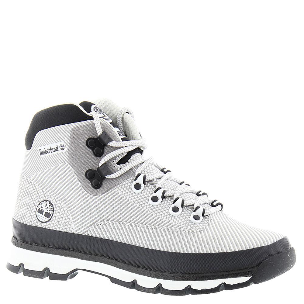 Timberland Euro Hiker Mid Jacquard Men's White Boot 8 M