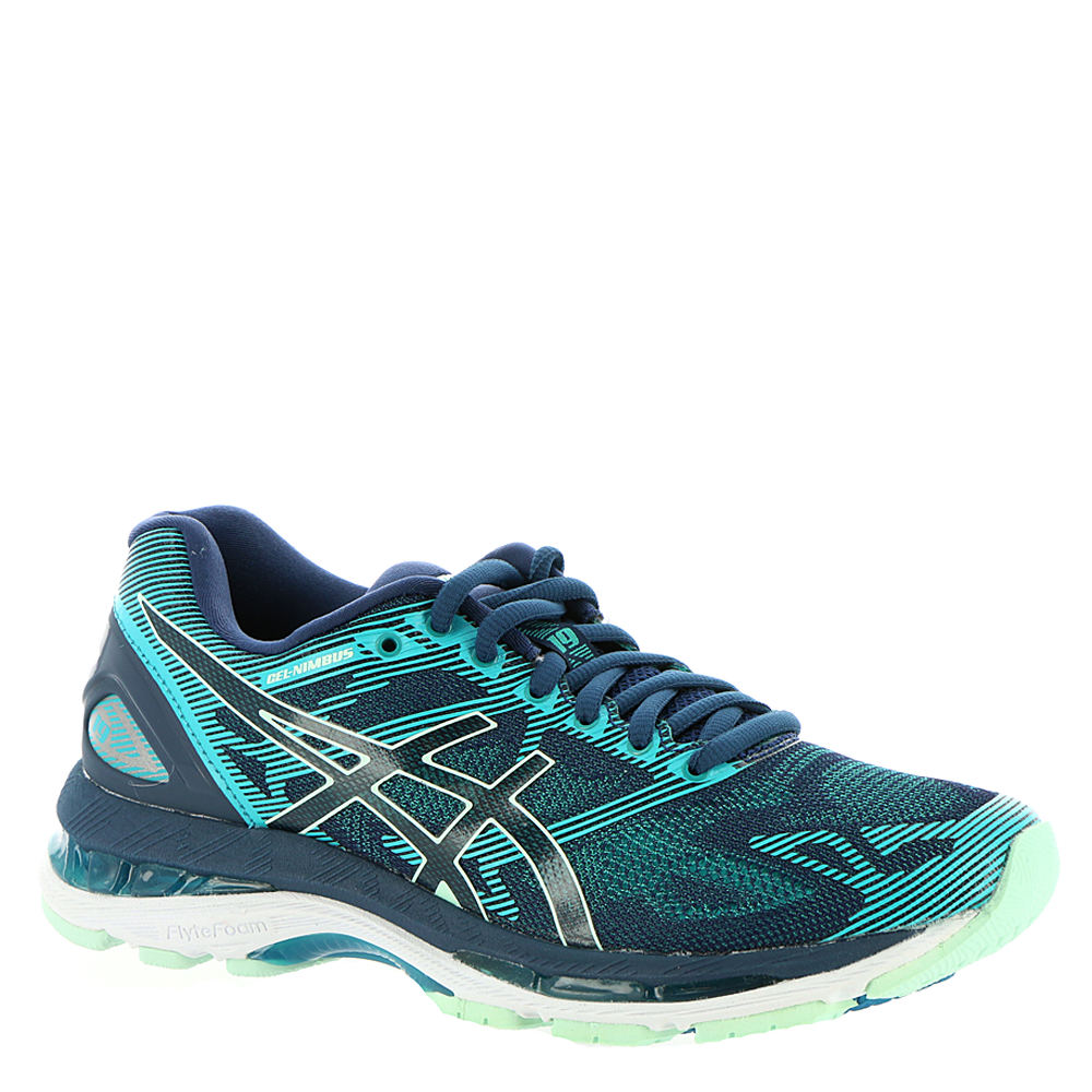 Asics Gel-Nimbus 19 Women's Blue Running 8 B
