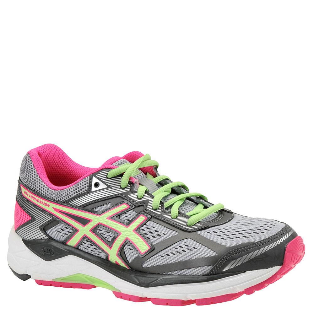Asics Gel-Foundation 12 Women's Silver Running 6.5 D