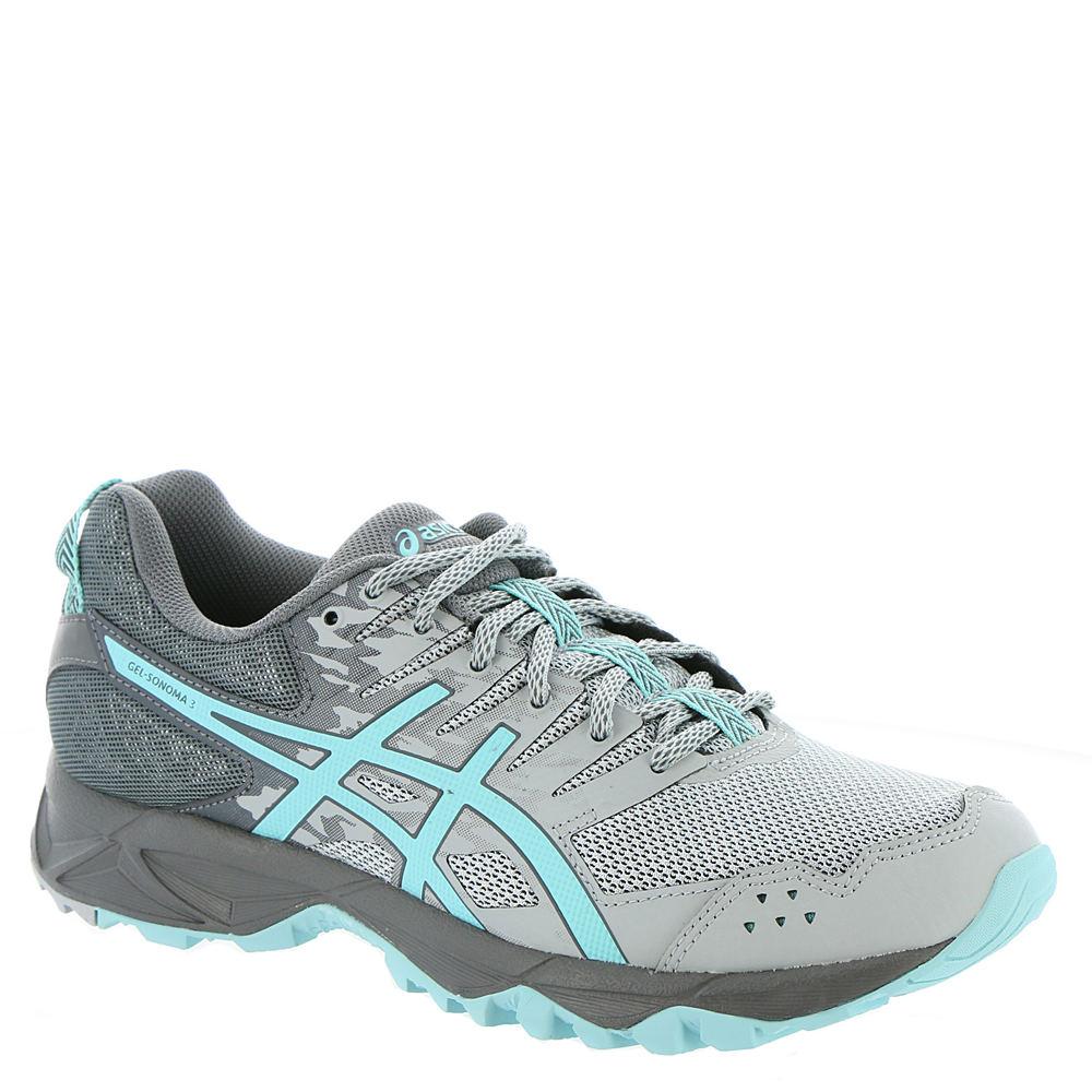 Asics Gel-Sonoma 3 Women's Grey Running 11 B