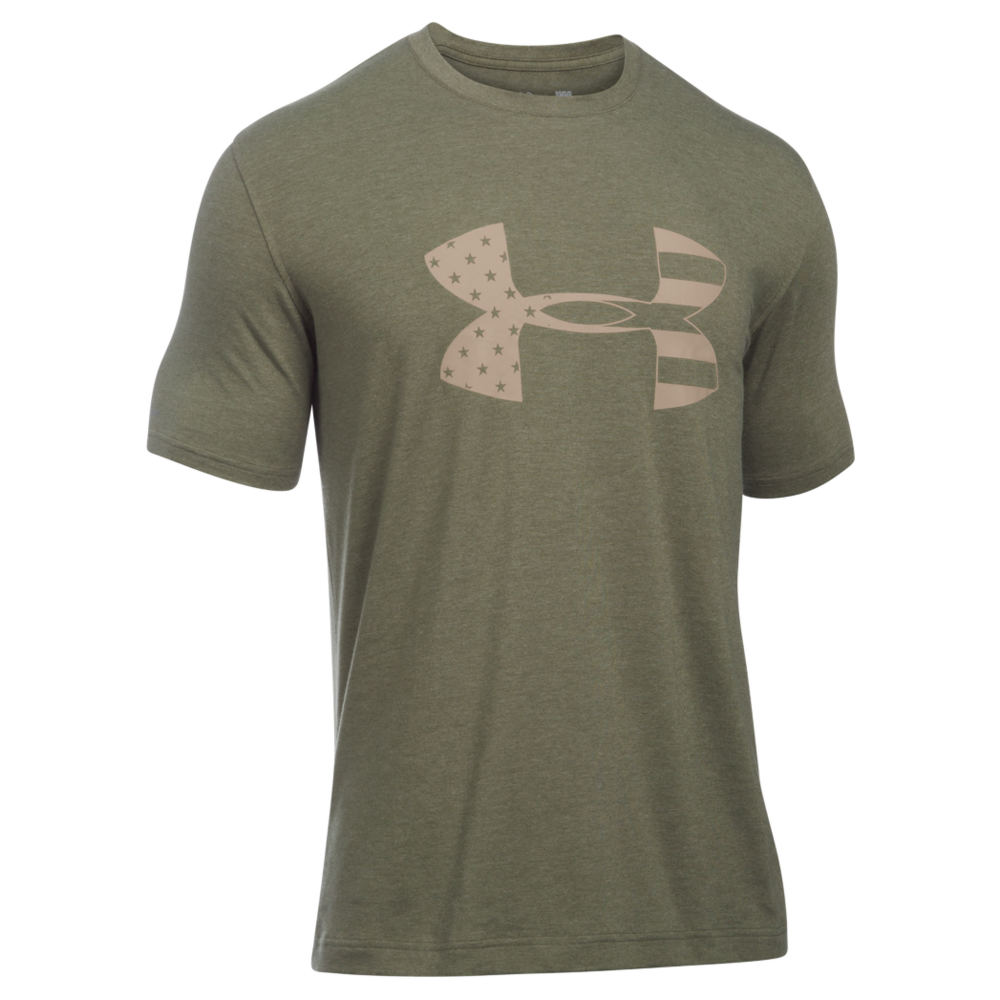 Under Armour Men's Tonal BFL Short Sleeve Tee Blue Knit Tops XXXL 711251MRI3XL