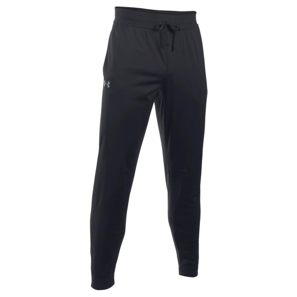 Under Armour Men's Sportstyle Jogger Black Pants XXXL-Regular 711258BLK3XL