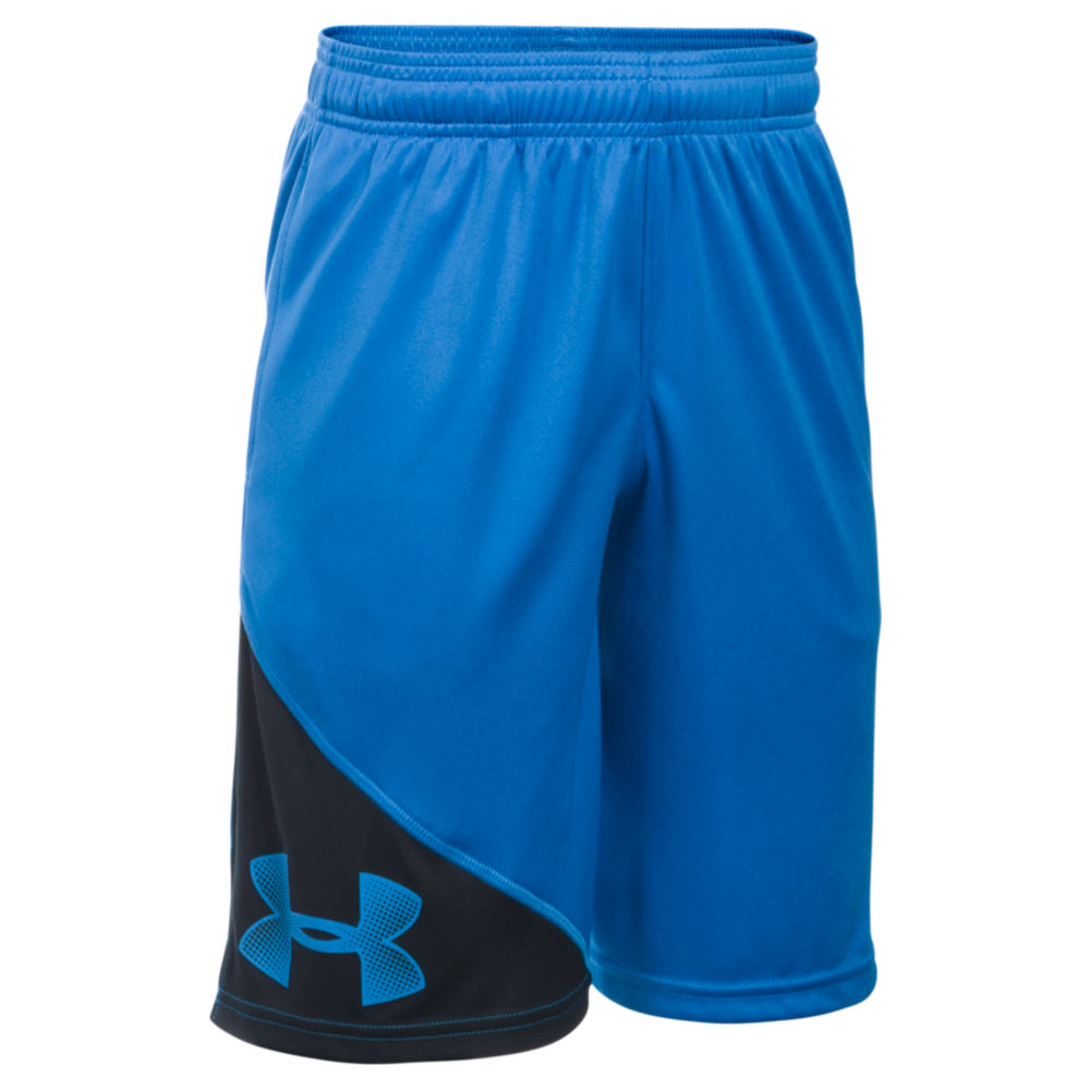 Under Armour Boys' Tech Prototype Short Blue Shorts XL 822705ULBXL
