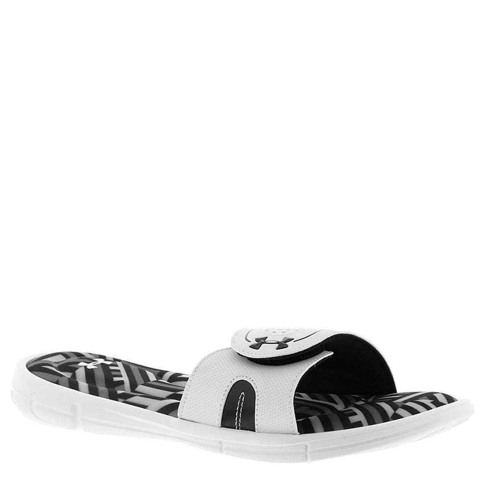 Under Armour Ignite Maze VIII SL Women's Black Sandal 6 M 534060BLK060M