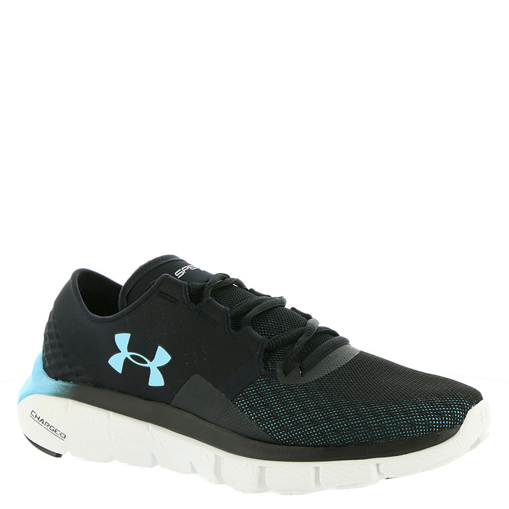 Under Armour Speedform Fortis 2.1 Women's Black Running 10.5 M 534160BLK105M