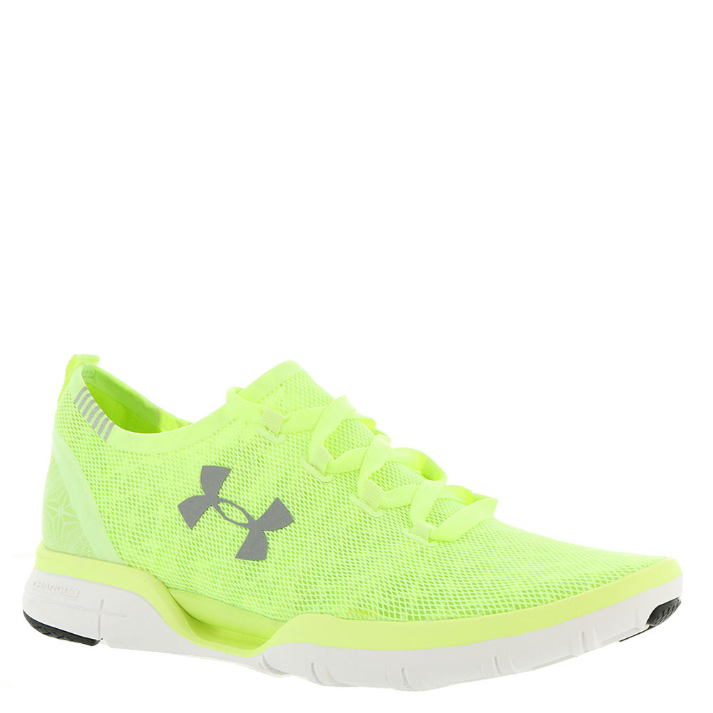 Under Armour Charged Coolswitch Run Women's Green Running 6.5 M 534146LIM065M