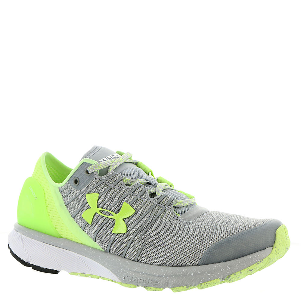 Under Armour Charged Bandit 2 Women's Grey Running 7.5 M 534144GRY075M