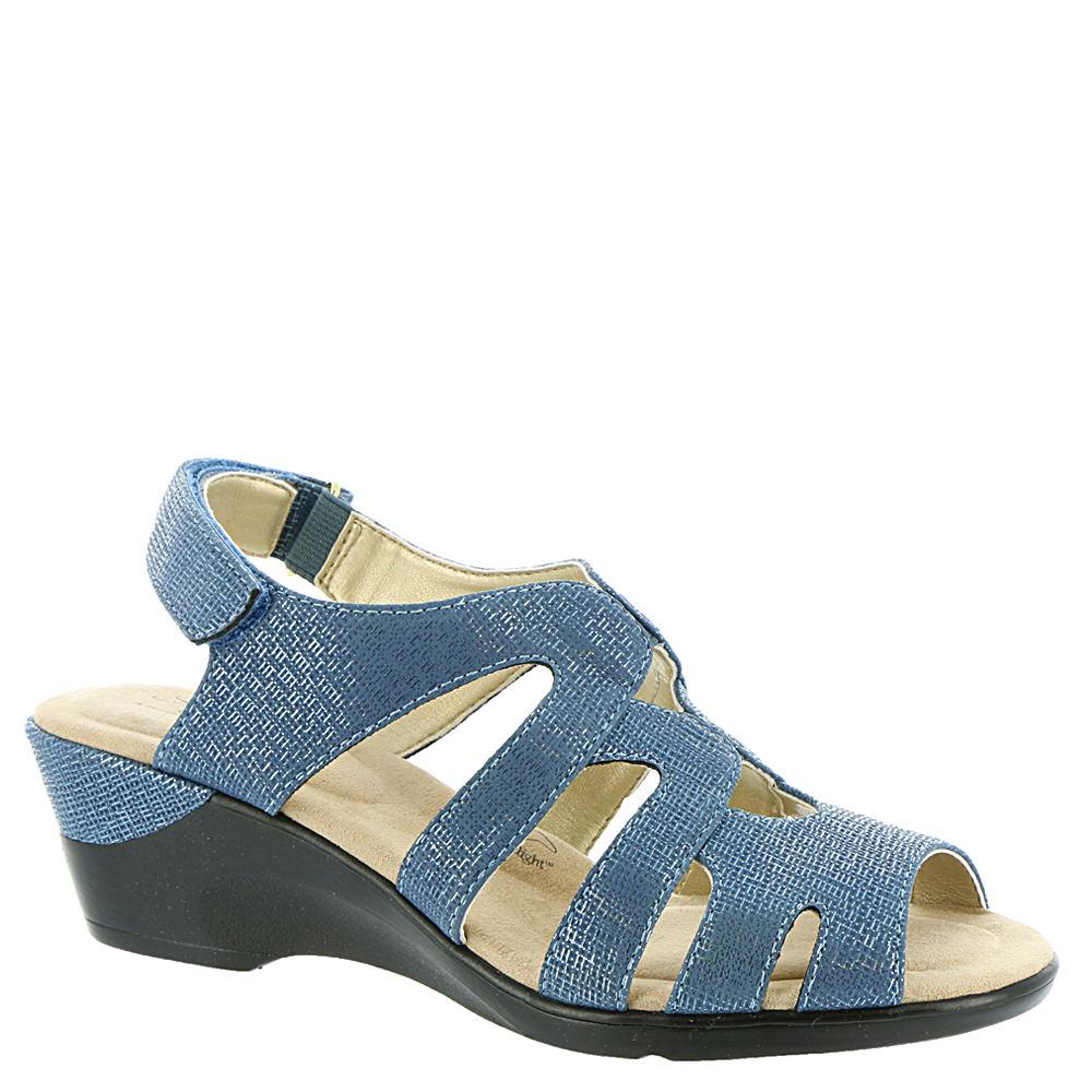 Soft Style Patsie Women's Blue Sandal 9 N