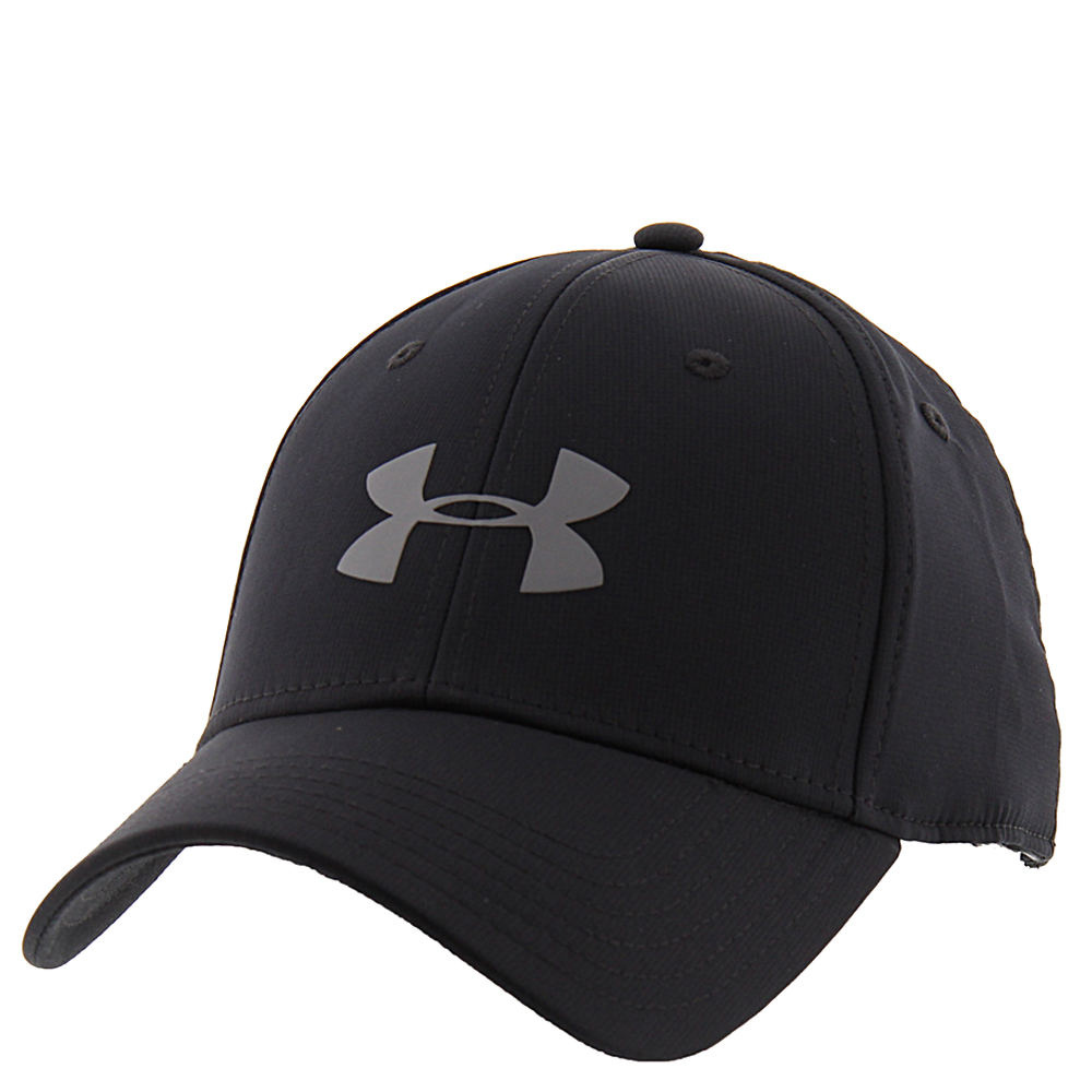Under Armour Men's Storm Headline Cap Black Hats L/XL 647114BLKL/X