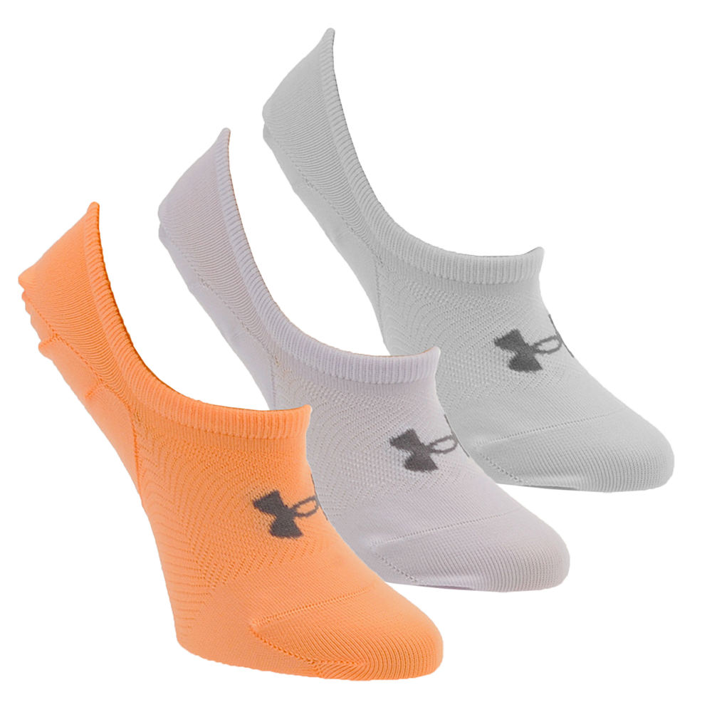 Under Armour Women's Essential Ultra Lo Socks 534387SKLMED