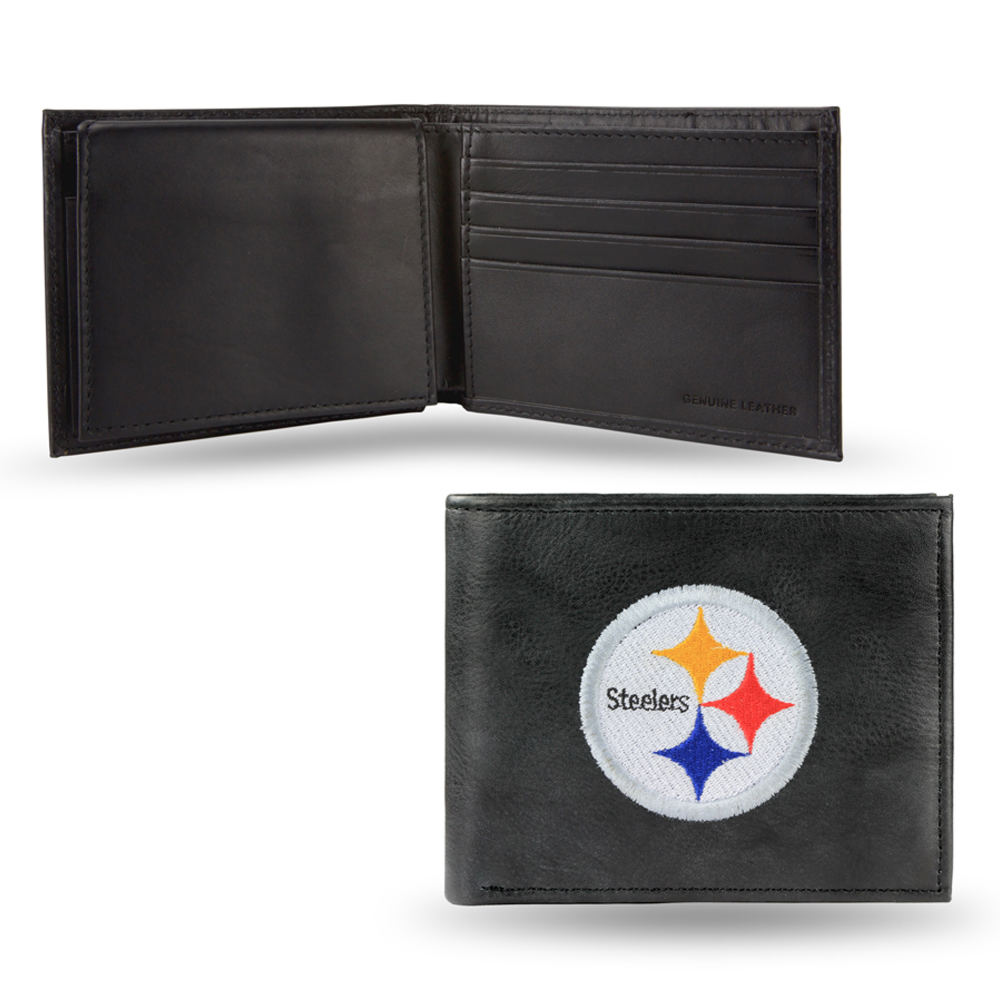 NFL Embroidered Billfold Multi Misc Accessories No Size