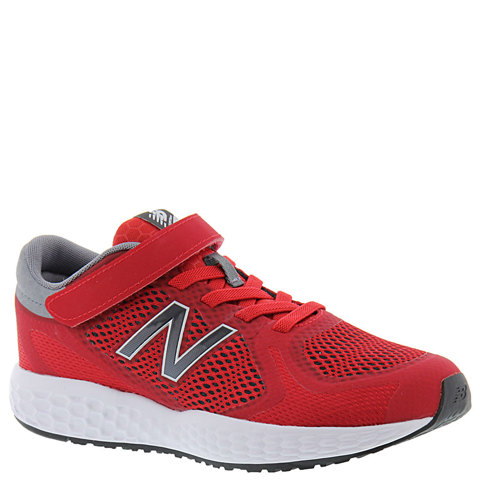 New Balance KV720v4 Boys' Toddler-Youth Red Running 10.5 Toddler M 822847RED105M