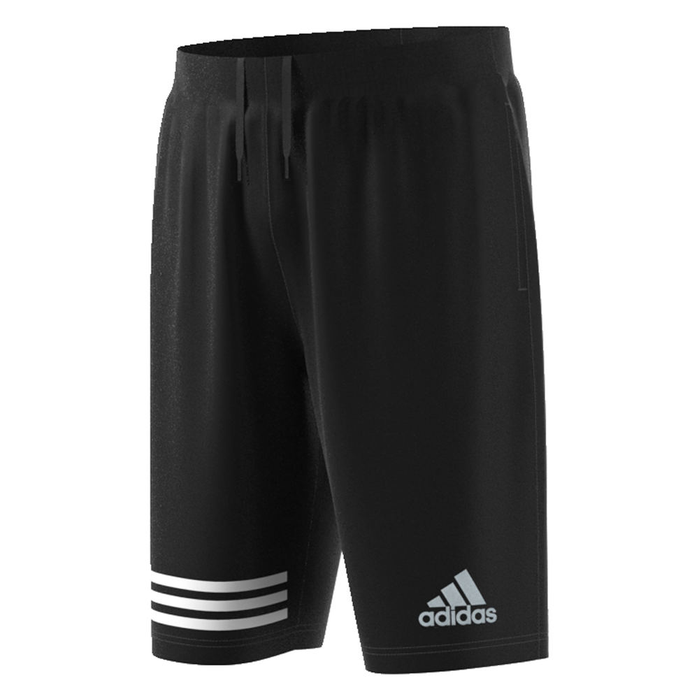 adidas Men's MM 3-Stripes Short Black Shorts XXXL 711472BLW3XL