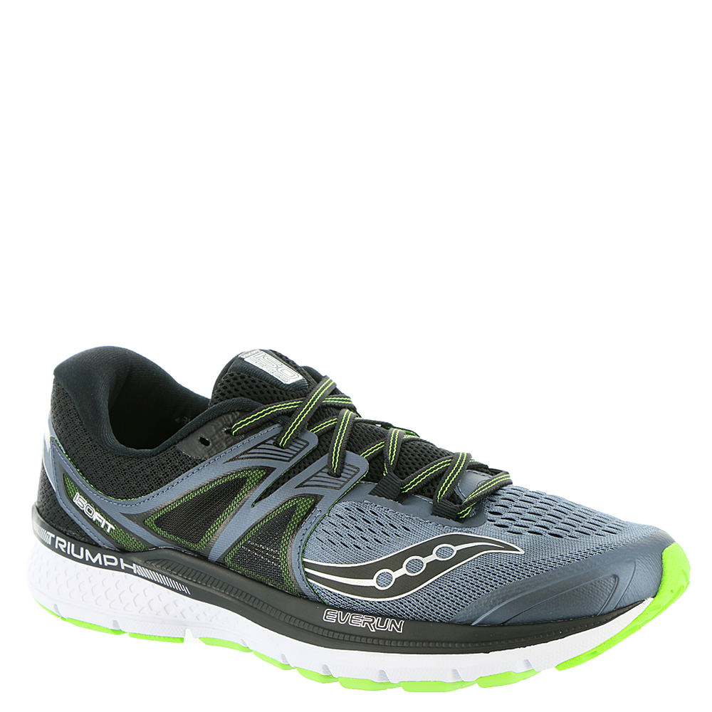 Saucony Triumph ISO 3 Men's Grey Running 13 M