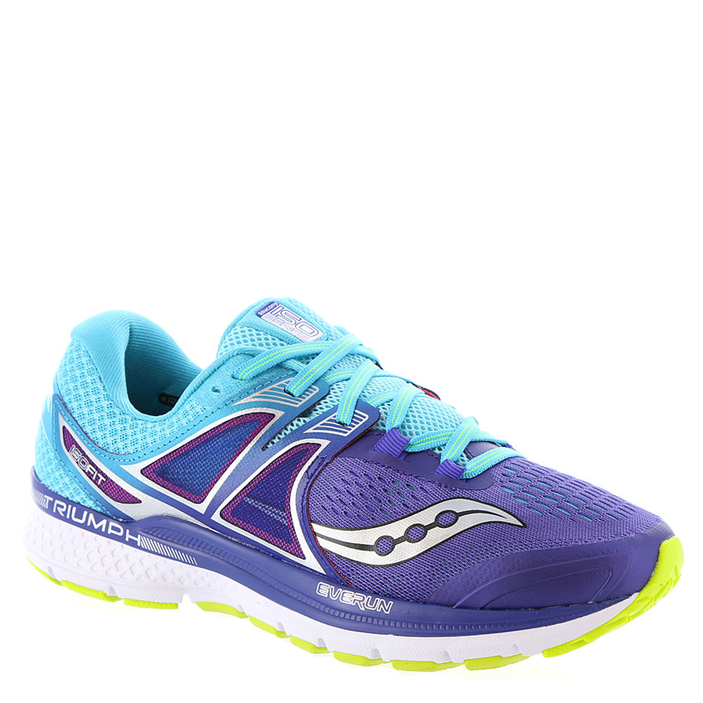 Saucony Triumph ISO 3 Women's Purple Running 7 W