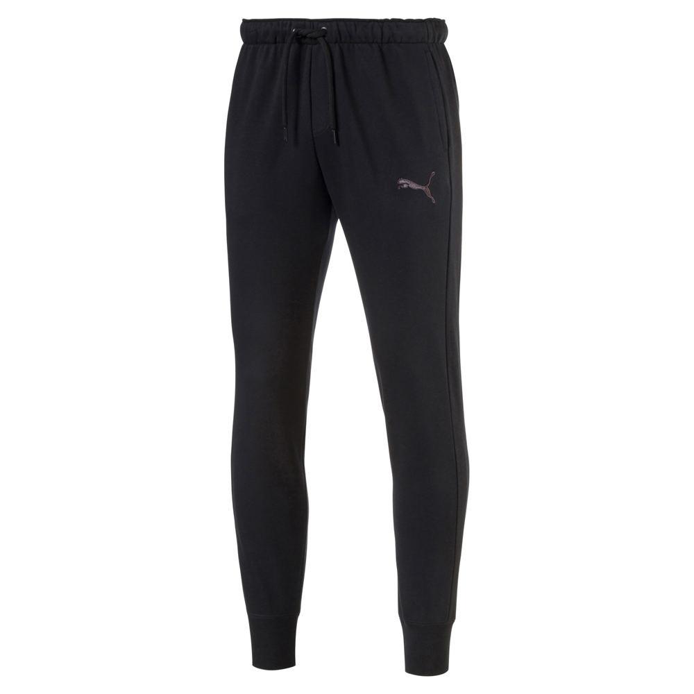 Puma Men's P48 Core Pants TR CF Black Pants L-Regular 711600BLKL