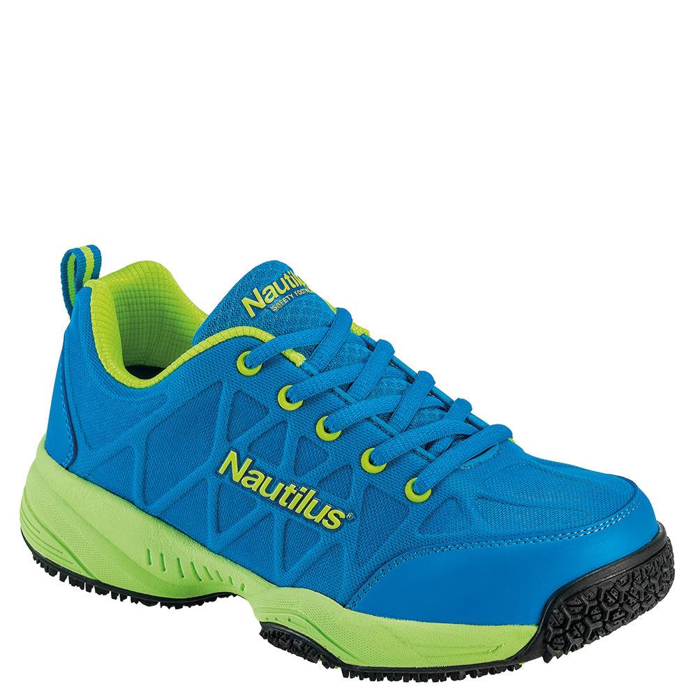 Nautilus Superlight NonSlip Athletic CT Women's Blue Oxfo...