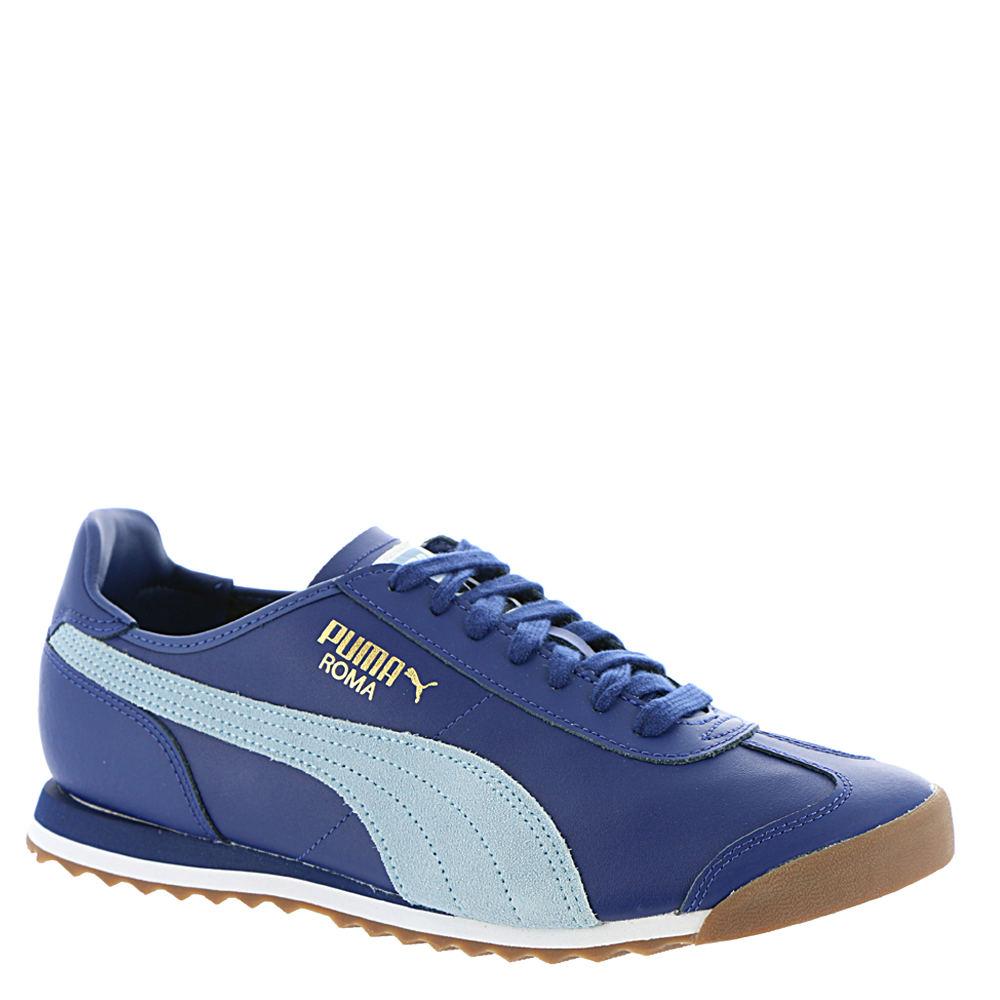 PUMA Roma OG 80S Men's Blue Sneaker 13 M 647429DBL130M