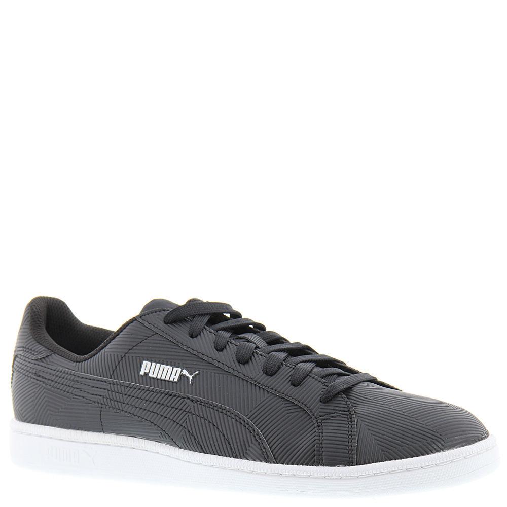PUMA Smash Deboss Men's Black Sneaker 11.5 M 647440BLK115M