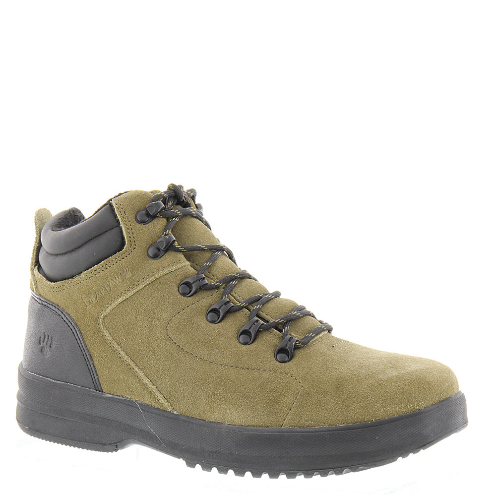 Bearpaw Dominic Men's Green Boot 8 M