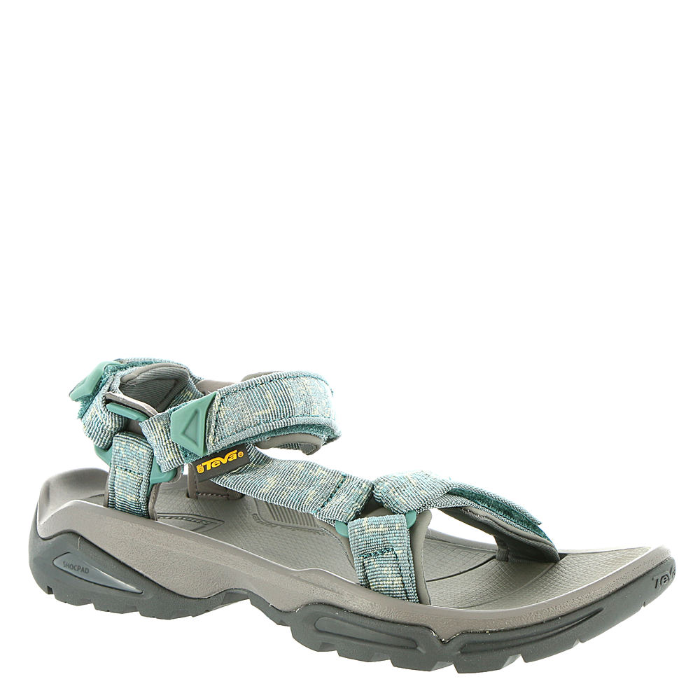 Teva Terra Fi 4 Women's Blue Sandal 10.5 M