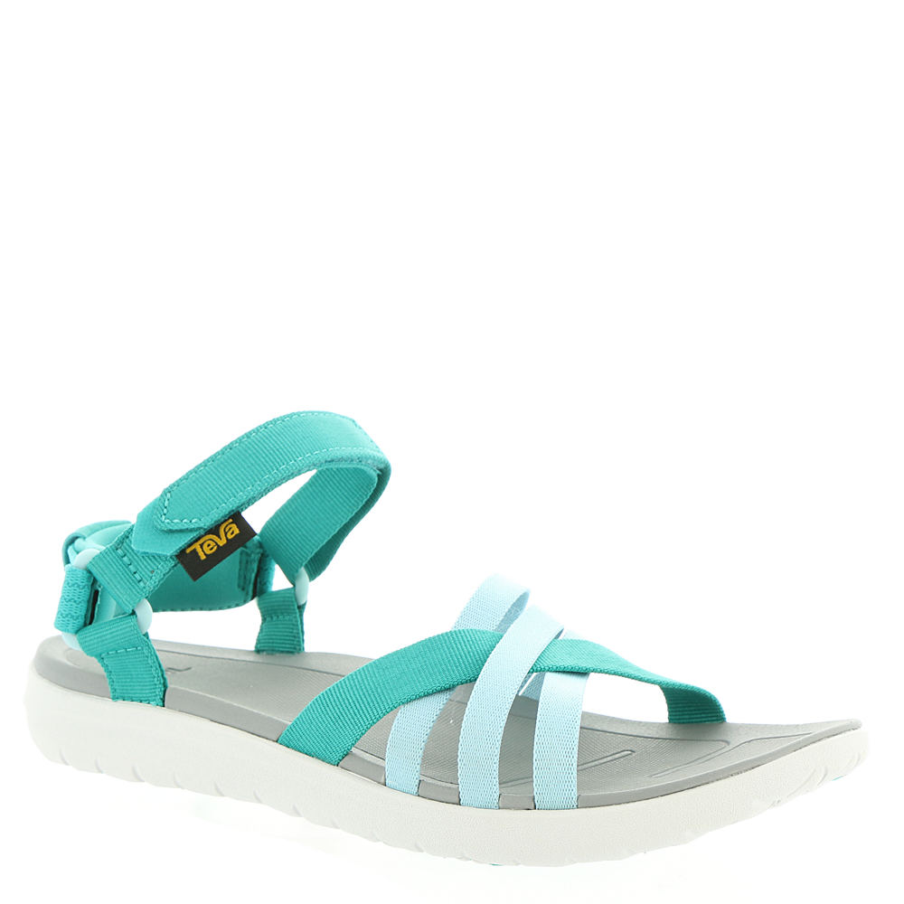 Teva Sanborn Women's Green Sandal 10 M
