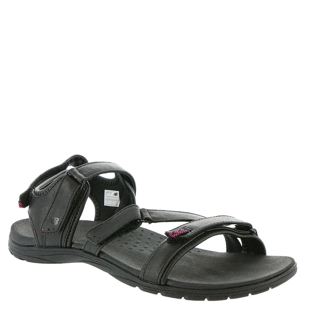 New Balance Maya Women's Black Sandal 6 D