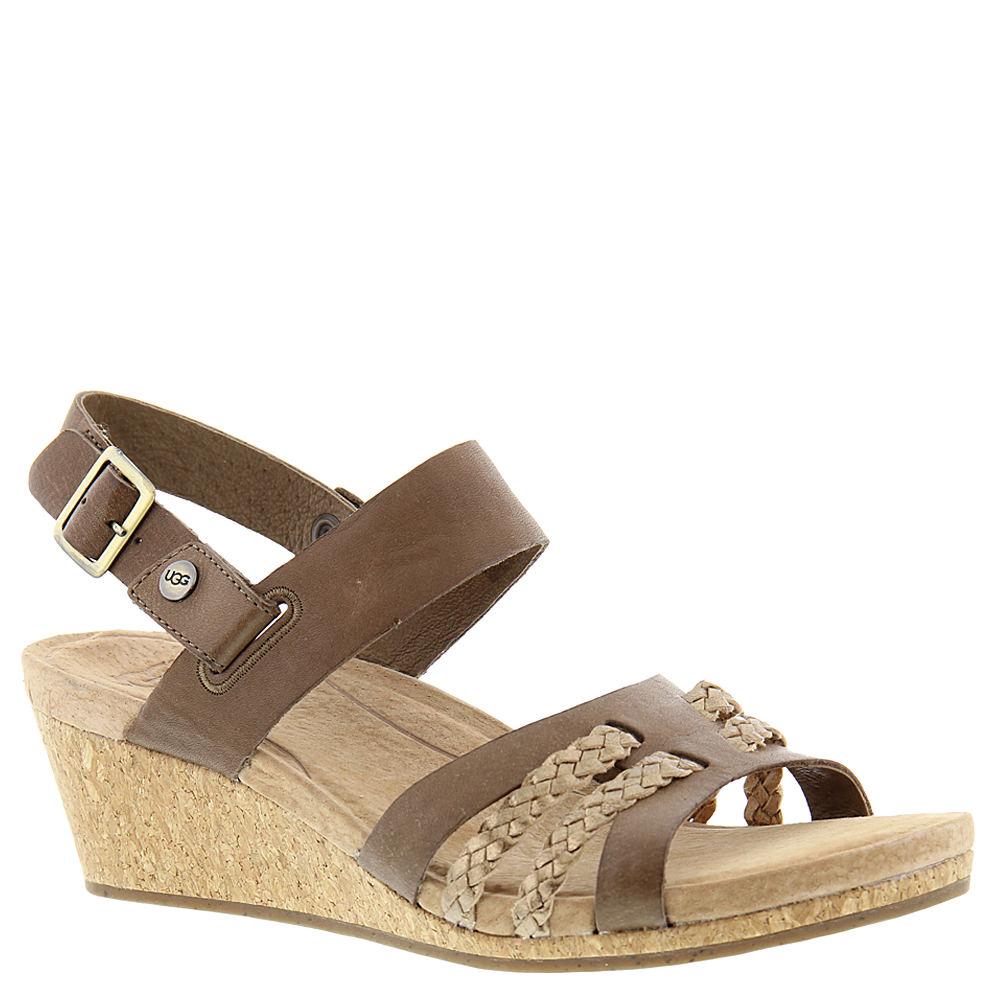 UGG Serinda Women's Tan Sandal 10 M