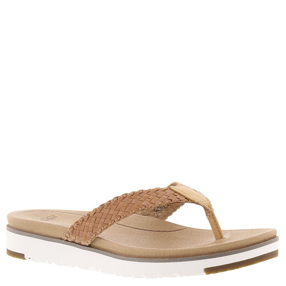 UGG Lorrie Women's Tan Sandal 10 M
