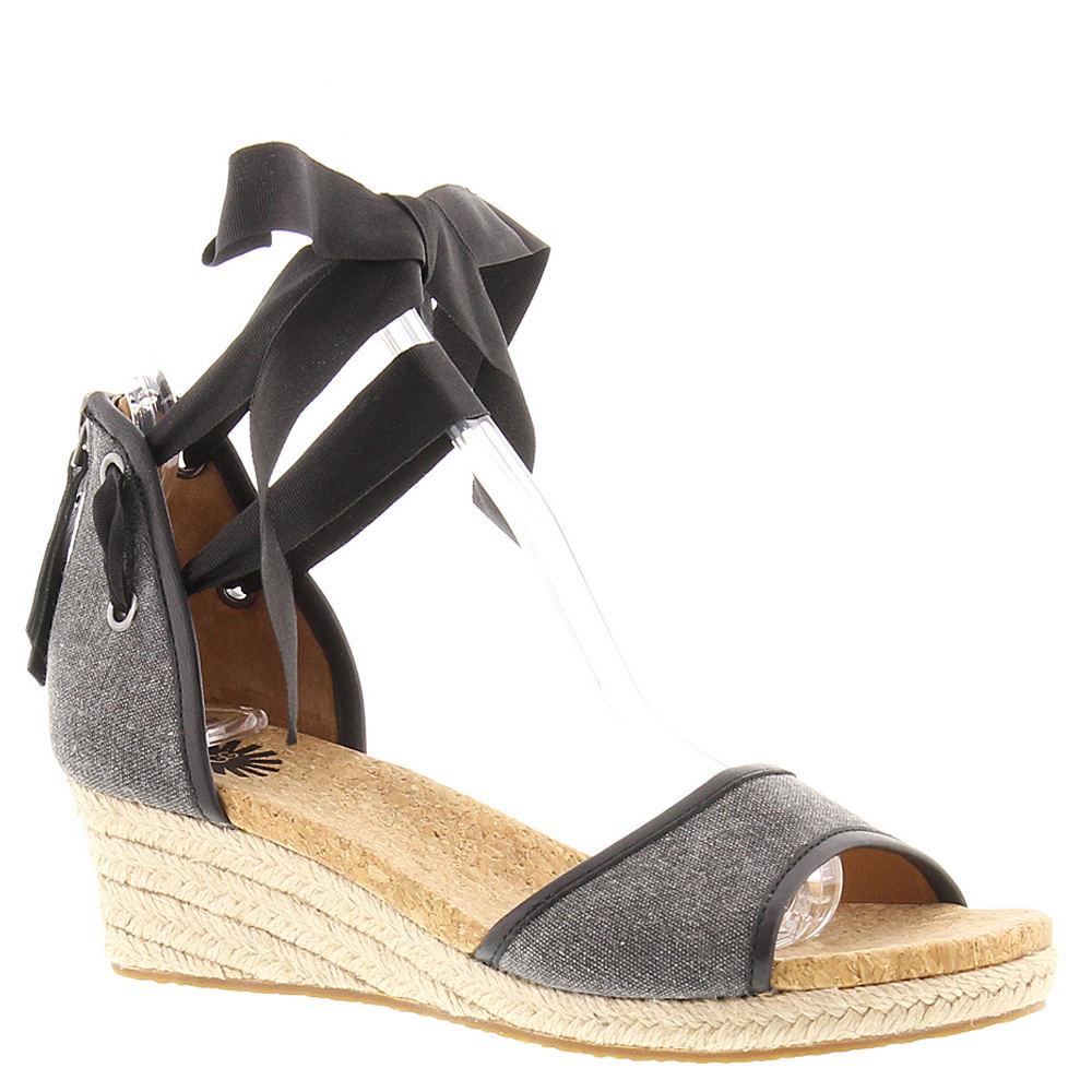 UGG Amell Women's Black Sandal 10 M