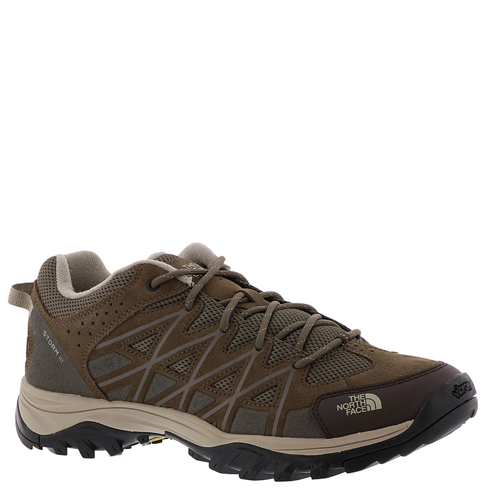 The North Face Storm III Men's Brown Oxford 9.5 M