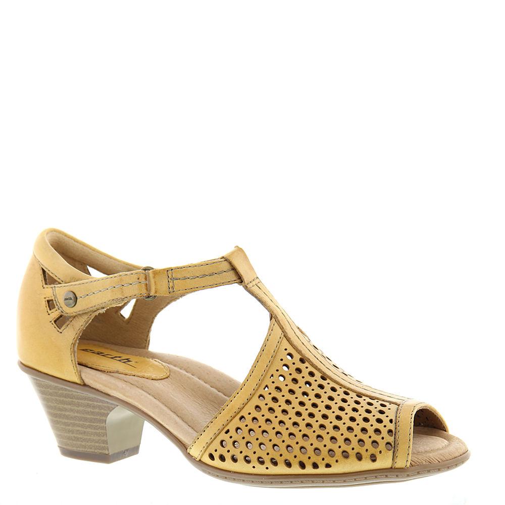 Earth Pavo Women's Yellow Sandal 10 M