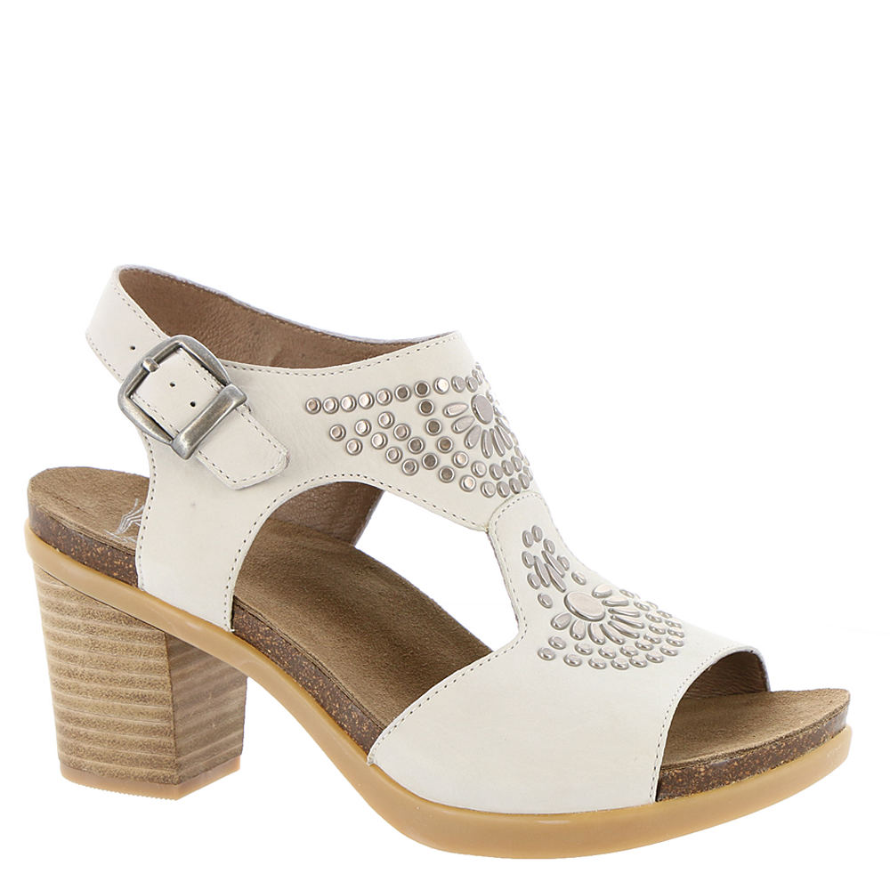 Dansko Deandra Women's Bone Sandal Euro 38      US 7.5 - 8 M